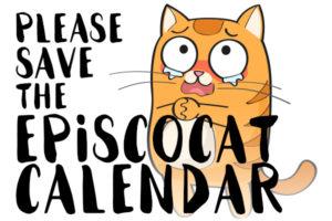 Save the EpiscoCat Calendar
