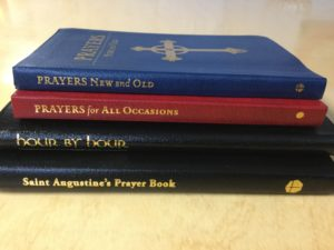 leatherbound prayerbooks