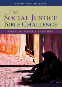 Social Justice Bible Challenge cover