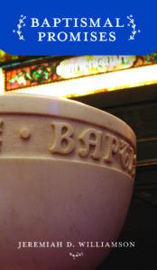 Baptismal Promises