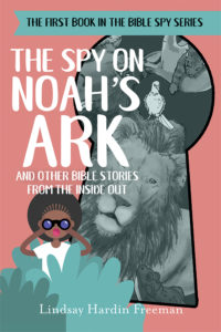 The Spy On Noah's Ark