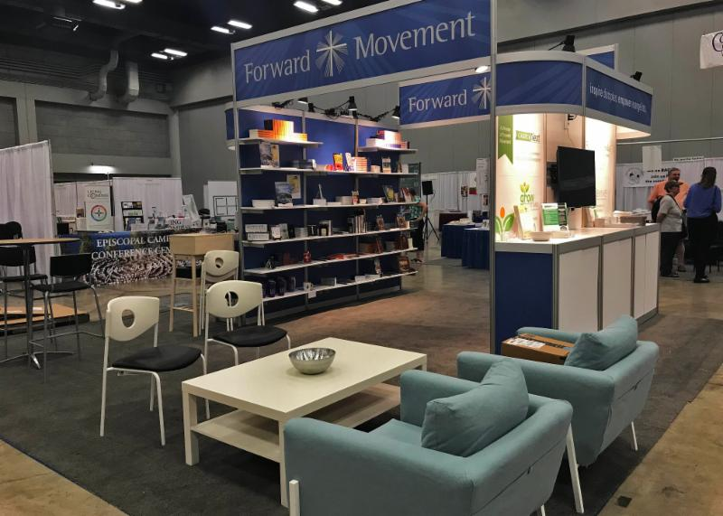 Forward Movement Booth