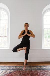 Yoga pose, Amy