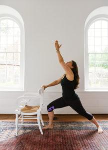 Yoga Pose, Hillary