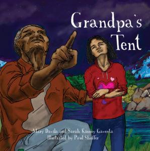 Grandpa's Tent cover