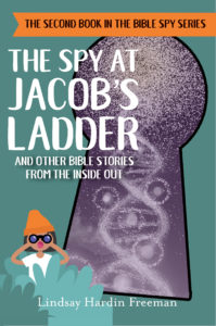 The Spy on Jacob's Ladder cover