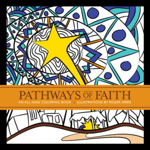 Pathways of Faith Coloring Book