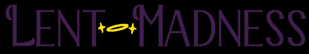 Lent Madness Logo
